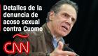 Denuncias de acoso sexual contra gobernador de Nueva York Andrew Cuomo: estos son los detalles