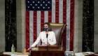 La Cámara de Representantes de EE.UU. votó y aprobó el plan de ayuda de covid-19 de US$ 1,9 billones del presidente Biden