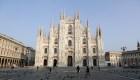 Confinamiento total en Italia durante el domingo de Pascua