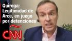 """""""Tuto"""" Quiroga: Evo Morales lloraba como niño lo que no supo defender como hombre"""