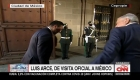 Presidente de Bolivia en Aristegui, parte 1
