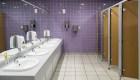 Baños públicos, foco rojo para contagio de enfermedades