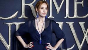 J.K. Rowling anuncia su nuevo libro para niños