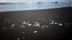 La contaminación por microplásticos no se detiene