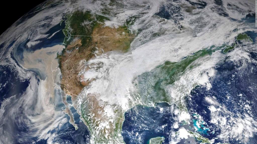 Una nube de aerosol contra el calentamiento global