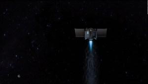 Nave de NASA toma ultimas fotos del asteroide Bennu