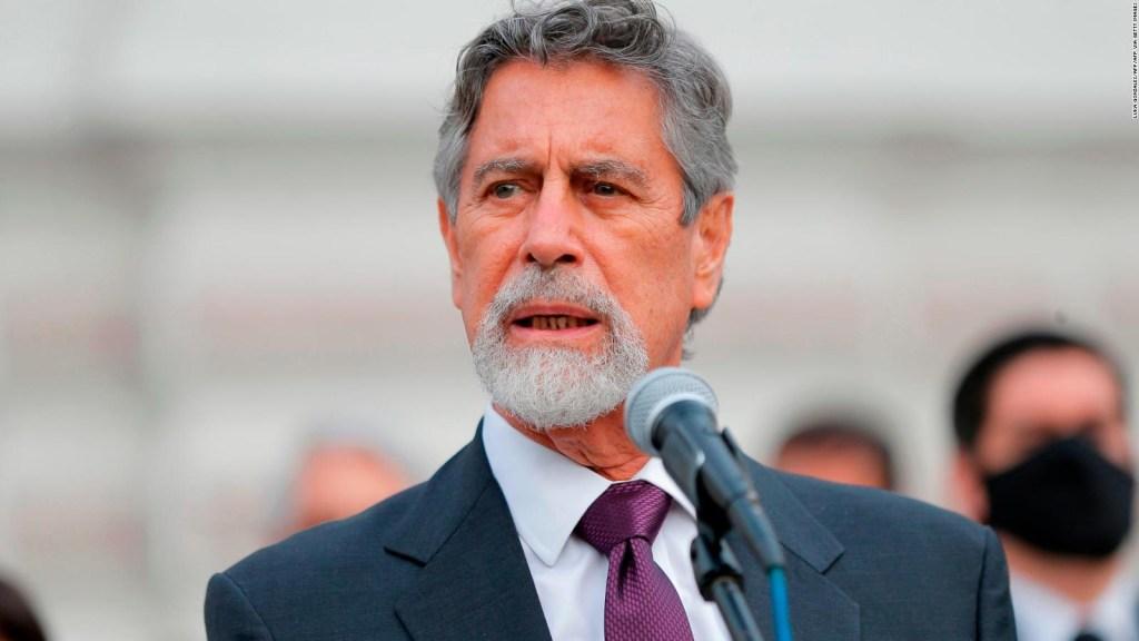Presidente de Perú: Estas elecciones son muy importantes