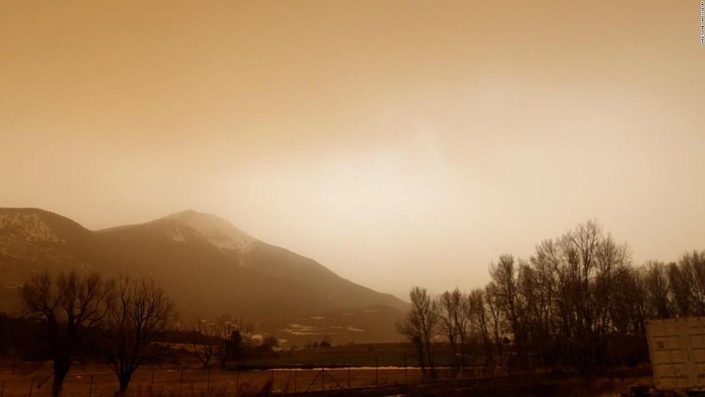 ¿Cómo afectan al clima las nubes de polvo del Sahara?