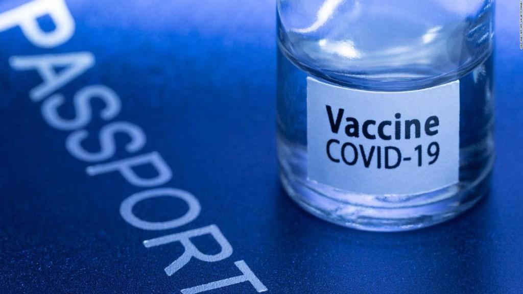 Pasaporte de vacunación, ¿cómo surge?