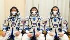 Ellos son los próximos humanos que irán al espacio
