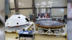 MEDLI-2 de la NASA obtiene información crucial de Marte