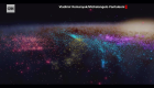 Descubren una estructura oculta en la Vía Láctea
