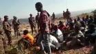 Cómo captaron en video esta masacre en Etiopía