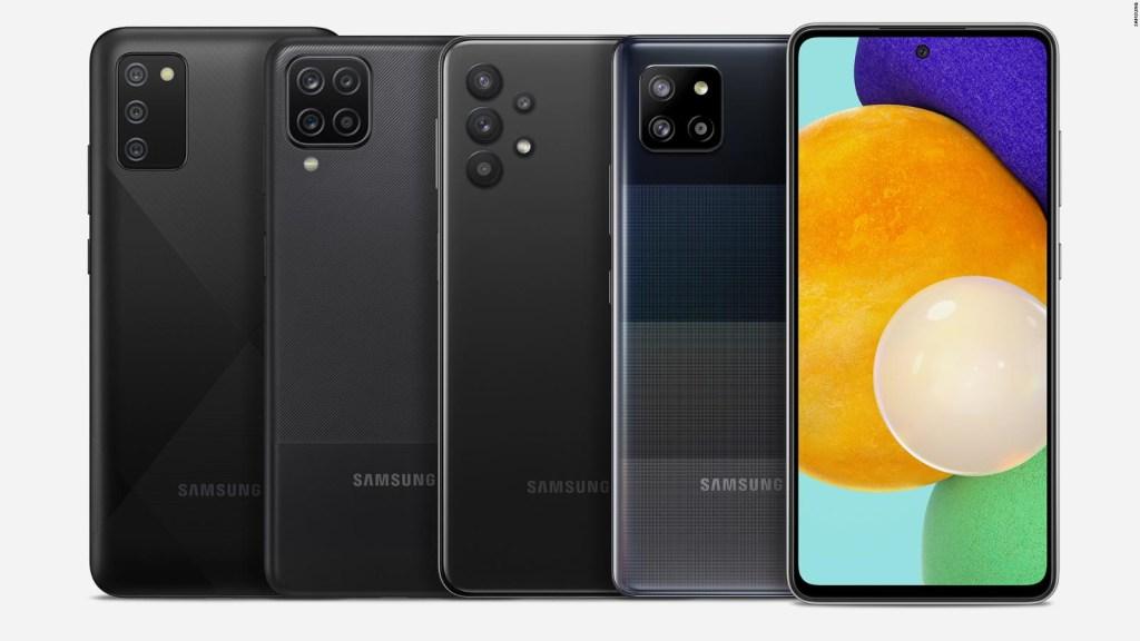 Así es el nuevo y económico teléfono 5g de Samsung
