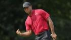 Los motivos del accidente de Tiger Woods