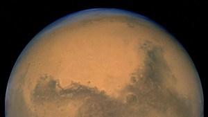 Así es el clima en Marte, aquí te contamos