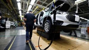 General Motors anuncia cierre temporal de 2 plantas