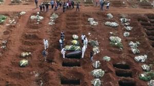 Estudio advierte a Brasil por su manejo de la pandemia