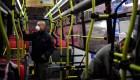 Buenos Aires refuerza controles al transporte público