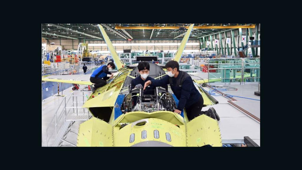 Corea del Sur ya tiene su avión caza supersónico