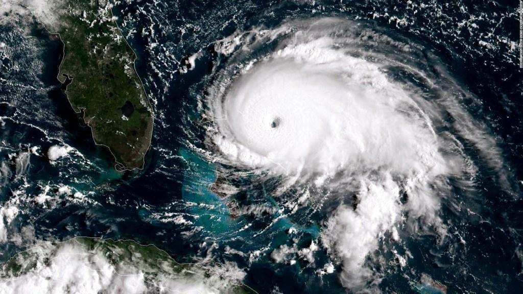 """La temporada de huracanes, """"por encima de lo normal"""""""