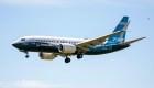 Detectan nuevo problema en los Boeing 737 MAX
