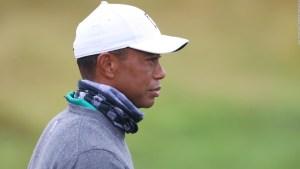 Nuevos detalles del accidente de Tiger Woods