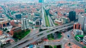 Bogotá: 3 días de cuarentena total