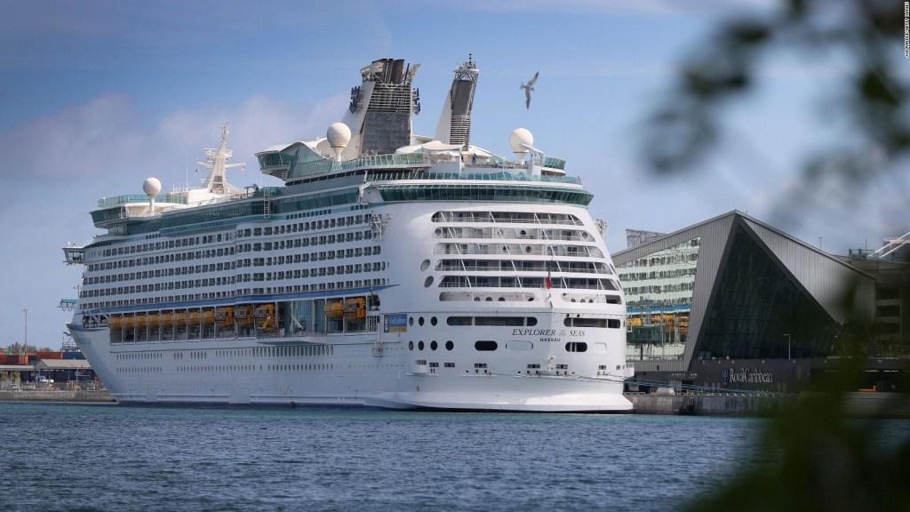 Cruceros esperan fecha para comenzar su recuperación