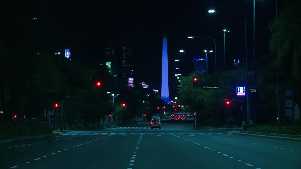 Buenos Aires, una ciudad fantasma: los efectos del aislamiento por covid-19 en las noches