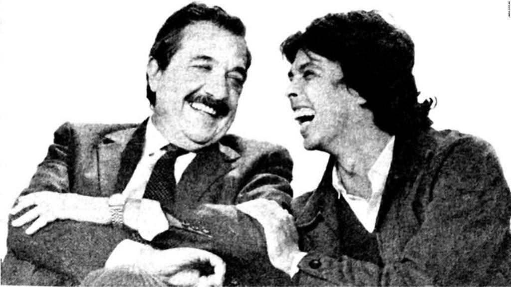 Jairo sobre su recital en 1983: Recuperamos la libertad