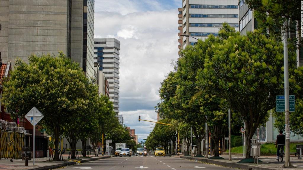 Bogotá entra en cuarentena general