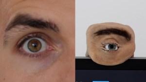 Si sientes que una cámara te observa...es Eyecam