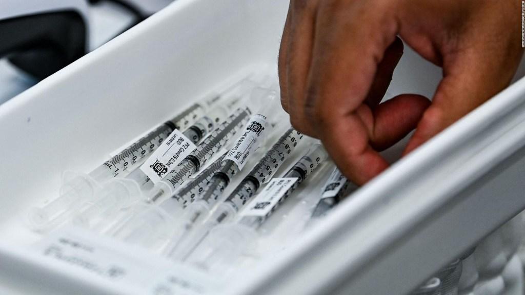 Planean dosis de refuerzo para vacunas contra covid-19