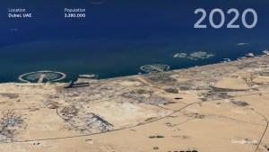 Ve las mejores fotos de la Tierra desde el espacio