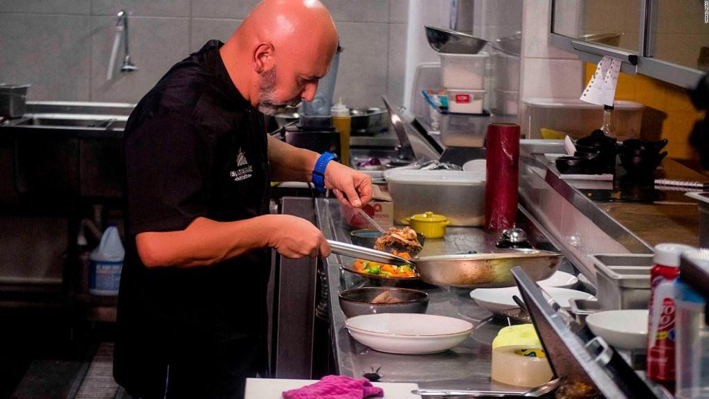 En Vietnam cocinó algo que no le gustaría volver a hacer