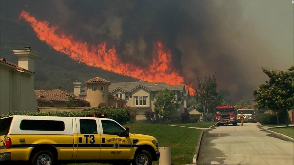 EE.UU.: se acerca la temporada de incendios forestales