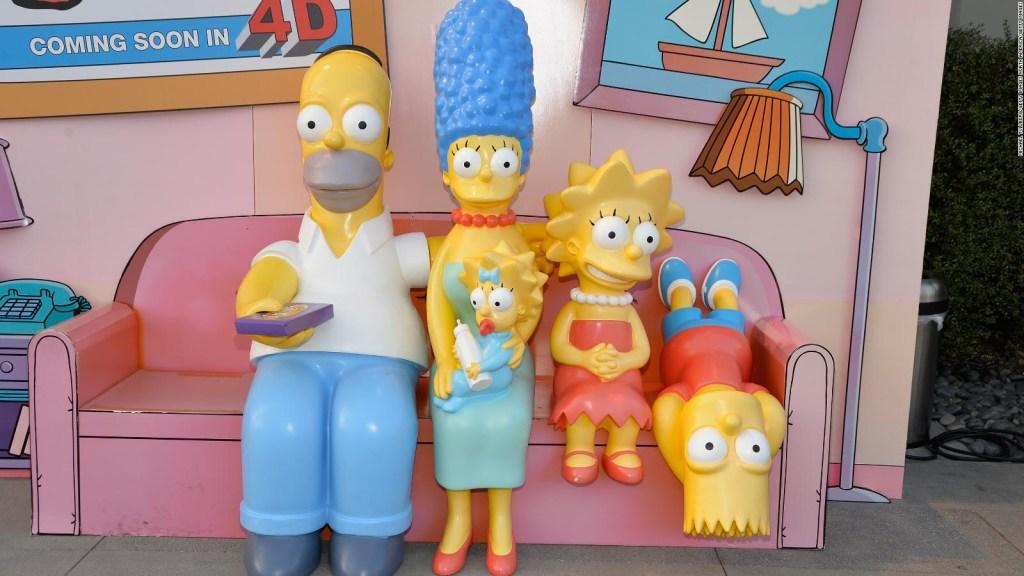 El día mundial de Los Simpson es tendencia