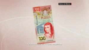 """Mira cuál fue el billete """"más bonito"""" del mundo en 2020"""