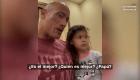 Hija de The Rock dice que Aquaman es mejor que su papá