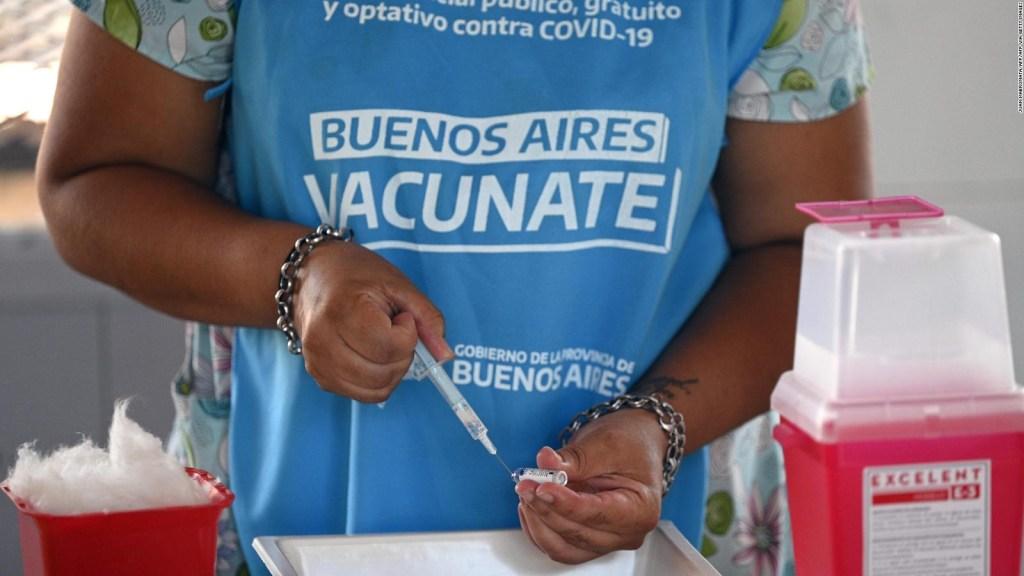 Argentina debió haber hecho más por vacunas, dice periodista