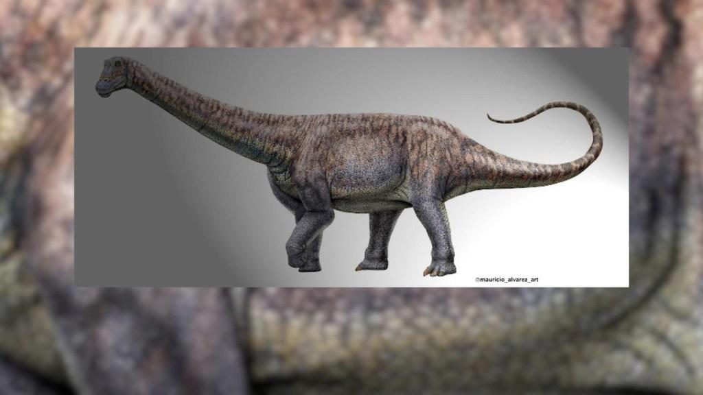 Conoce la nueva especie de dinosaurio hallado en Chile