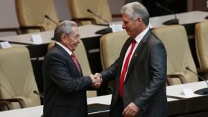Miguel Díaz-Canel asume otro rol Raúl Castro