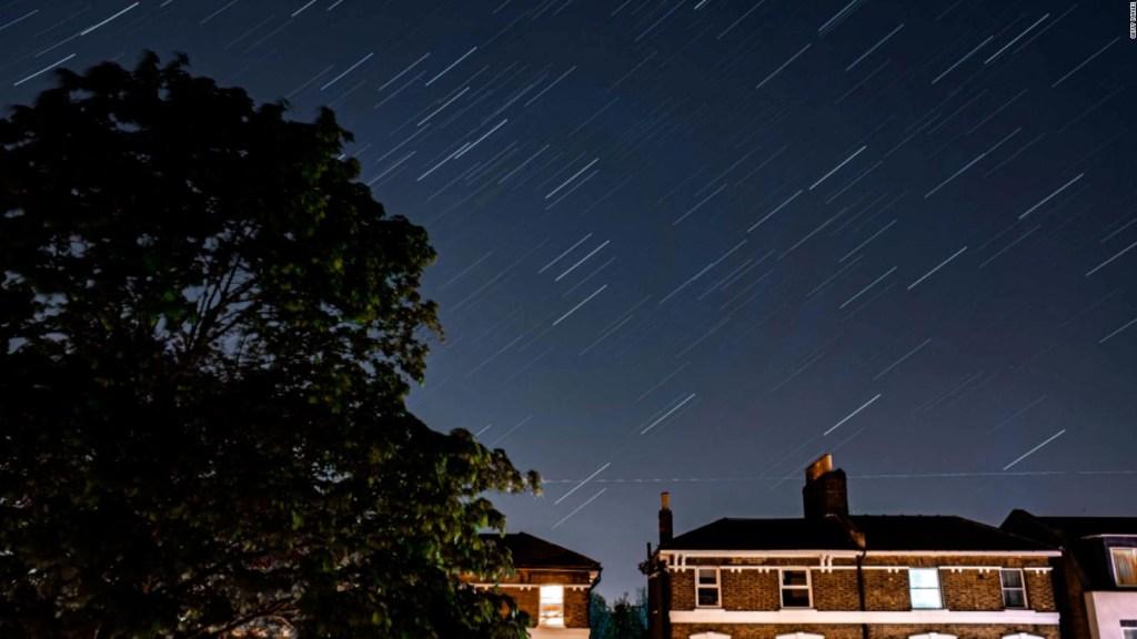 ¿Cuándo puedes ver la lluvia de meteoros Líridas?