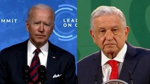 López Obrador habla de migración en cumbre climática