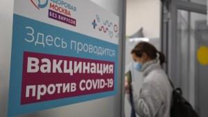 Rusia detecta sus propias variantes de covid-19