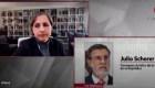 Estoy en contra de la censura a periodistas, dice Julio Scherer Ibarra