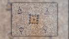 Descubren mosaico de 1.600 de antigüedad en Israel