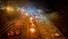 India supera los 200.000 muertos por covid-19