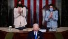 Las claves del discurso de Biden frente al Congreso